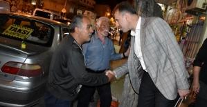 AK Parti İl Başkanı Çalapkulu Ramazanda...
