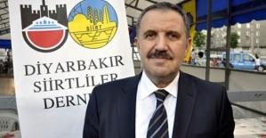 Diyarbakır Siirtliler Derneği Başkanı...