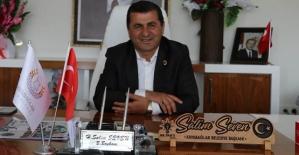"""Kayabağlar Belde Belediye Başkanı Salim Seven, """"Beldeyi Doğalgaza Kavuşturacağız"""""""