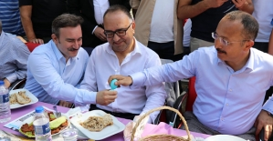 "Yumurta Bayramı Şıhrıl Bayf""..."