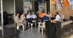 AK Parti Milletvekili Osman Örenden...