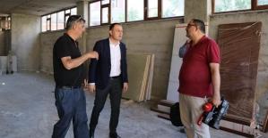 """Başkan Özcan, """"Pervari Halkı Hizmetin En İyisine Layık"""""""