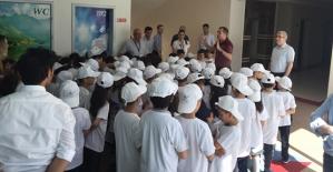Siirt'te Öğrencilere Çevre ve Sıfır Atık Projesi Uygulama Eğitimi Verildi