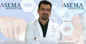 Dr. Şeyhmus Kıran, Yaz Tatilinde Çocuk Yaralanmalarına Dikkat Çekti