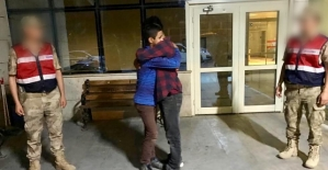 Jandarma Kayıp Genci Üç Saatte Buldu