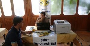 Siirt Üniversitesi Tercih ve Tanıtım Günleri Başlıyor