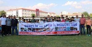 Siirt'te Yaz Spor Okulları Açıldı