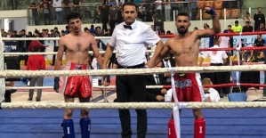 Türkiye Kick Boks Şampiyonasında İlimizi BERON Spor Kulübü Temsil Ediyor