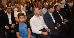 Başkan Çalapkulu, AK Parti Yerel Yönetimler İstişare ve Değerlendirme Toplantısına Katıldı
