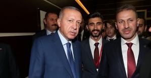 AK Parti İl Başkanı Çalapkulu,Cumhurbaşkanı...
