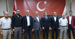 Siirt'te STK'lardan Barış Pınarı Harekatına Destek