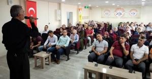 Siirt Zübeyde Hanım Mesleki ve Teknik Anadolu Lisesi Okul Aile Birliği Genel Kurul Toplantısı Yapıldı