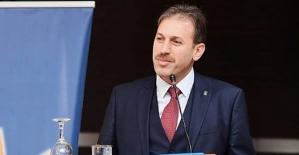 AK Parti İl Başkanı Fuat Özgür...