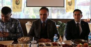 DİKA Genel Sekreteri Yılmaz Altındağ,...