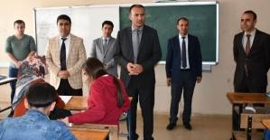 İl Milli Eğitim Müdürü Deniz Edip,...