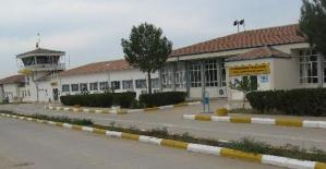 Siirt Havalimanı Terminal Binasının...