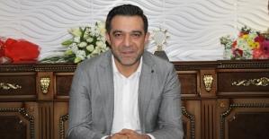 AK Parti İl Başkanı Av. Ekrem Olgaçın...