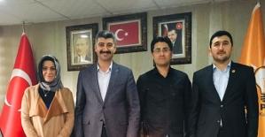 AK Parti Kurtalan İlçe Başkanı Faris Akgül, Görevinden İstifa Etti