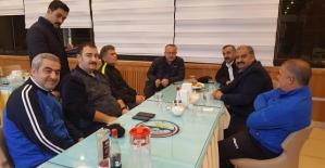 """Canpolat: """"Valimiz Ali Fuat Atik ile Omuz Omuza Çalışmak Bir Onurdur"""""""
