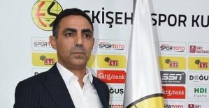 Eskişehirspor'un Yeni Teknik Direktörü Hemşerimiz Mustafa Özer Oldu
