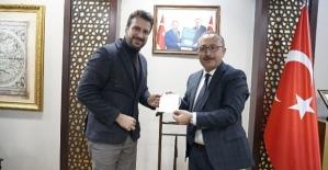 İş adamı Fikret Baydarman'dan Siirt İl Özel İdare Spora 150 Bin TL Yardım