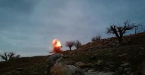 Köylüler Havan Mermisi Buldu, Jandarma İmha Etti
