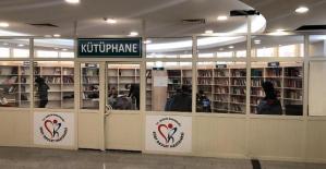Siirt Devlet Hastanesi'nde Kütüphane Açıldı