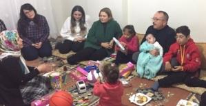 """Siirt'te """"Öğretmenim Misafirim"""" Projesi 4500 Öğretmenin Katılımıyla Start Aldı"""