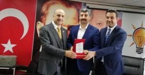 AK Parti Kurtalan İlçe Başkanlığı İçin Temayül Yoklaması Yapıldı