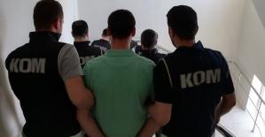 FETÖ/PDY Terör Örgütü Operasyonunda 2 Tutuklama