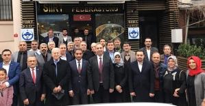 İstanbul#039;da quot;1.Siirt Sağlık...