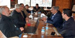 """Özel İdare Genel Sekreteri Canpolat:""""Botan'a Arabalı Feribot ve Tekne Turları Yapılacak"""""""