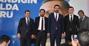 AK Parti Kayabağlar 7. Olağan Belde Kongresi Yapıldı