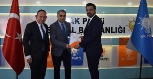 AK Parti#039;de 3 Beldeye Atama Yapıldı