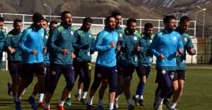 İl Özel İdarespor, Dersimspor Maçı Hazırlıklarını Tamamladı