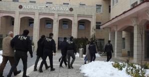 PKK/KCK Terör Örgütüne Eş Zamanlı Operasyonda;16 Gözaltı