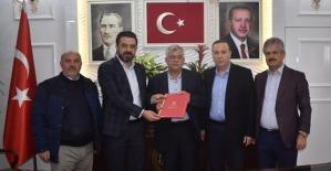 AK Parti Tillo İlçe Başkanlığına Muhdi Buldu Atandı