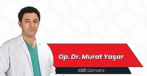 Dr. Murat Yaşar, Vertigoyu Tetikleyen Hastalıkları...