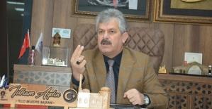 Tillo Belediye Başkanı İdham Aydın#039;dan...