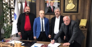 Tillo Belediyesi ve Belediye İş Sendikası Arasında Toplu İş Sözleşmesi İmzalandı