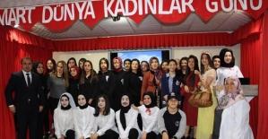Zübeyde Hanım Kız Anadolu Lisesinden...