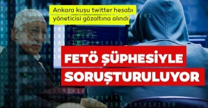 Ankara Kuşu Twitter Hesabı Yöneticisi Gözaltına Alındı!