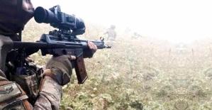Bakanlık Açıkladı : Siirt'te Etkisiz Hale Getirilen Teröristlerden  2'si Gri Listede