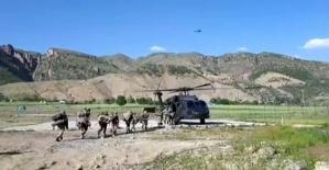 Herekol'da  2 Teröristin Etkisiz Hale Getirildiği Operasyon Sürüyor