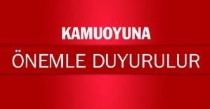 MURAT MARKETTEN KAMUOYUNA DUYURU