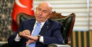 Nihat Özdemir, Haziran'da Başlamaması Halinde Ligleri Temmuz Ayında Başlatabileceklerini Söyledi