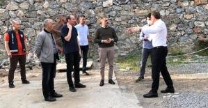 Pervari'ye Modern Belediye Binası Yapılacak