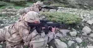 PKK Terör Örgütünün Sözde Herekol Karargahı Çöktü
