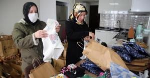 Rize'den Siirt ve Bitlis'e Bin Çocuğa Bayram Hediyesi
