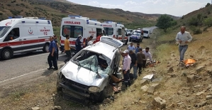 2019 Yılında Siirt'te 1.226 Trafik Kazası Yaşandı